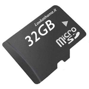 MicroSD TF Card 32GB No Brand Classe 4
