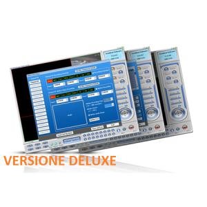 H264CAM Software di videosorveglianza per telecamere IP - Versione Deluxe