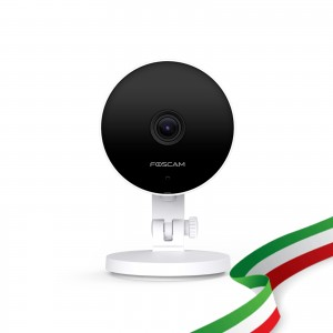 telecamere wireless da interno