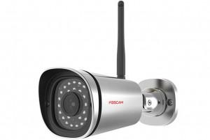 TELECAMERA RICONDIZIONATA Foscam FI9900P - 2 Megapixel Full-HD1080P H.264 Wireless/Cavo con Filtro IR-Cut - 20 Metri