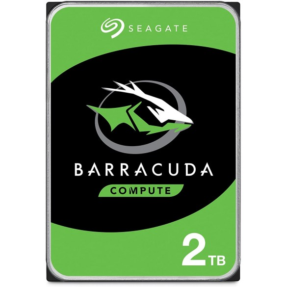 Seagate Barracuda Hard disk interno  2TB