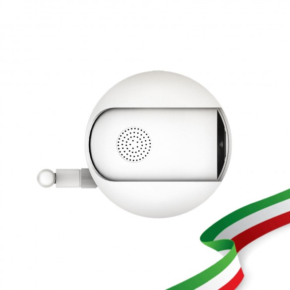Foscam R4M Motorizzata 4 Megapixel Ultra HD H.264 Wireless 112° Diagonale Compatibile con Alexa