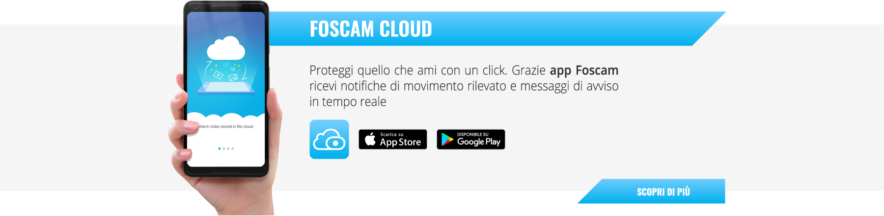 Foscam cloud APP